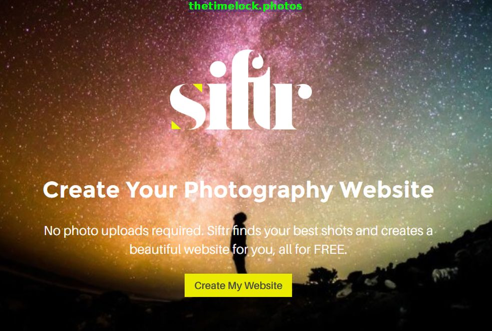 Siftr: A great tool for Photobloggers