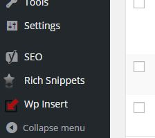 Adsense WordPress Plugin WP Insert
