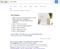 Understanding Google Search : Featured snippets in search