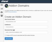 Addon Domain demystified