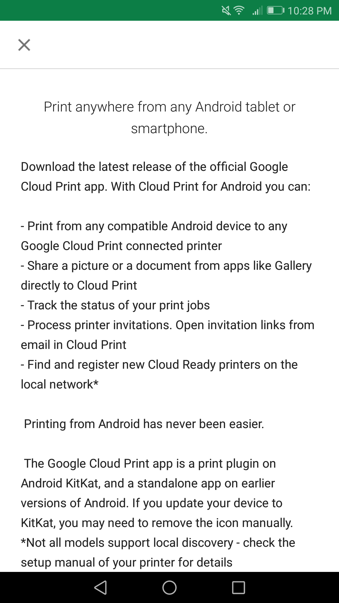 Convert a wired printer to wireless by Google Cloud Print - soonev